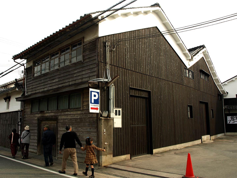 「刻の記憶 Arts and Memories」龍野アートプロジェクト 2011 (兵庫県 たつの市)