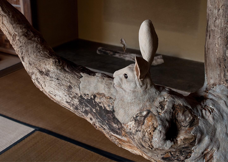 刻の記憶 Arts and Memories 聚遠亭 [浮見堂] 龍野アートプロジェクト2013 (兵庫)