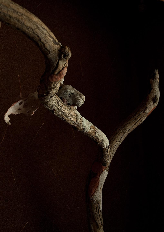 《境界》「刻の記憶 Arts and Memories」 聚遠亭 浮見堂 龍野アートプロジェクト 2013 (兵庫県 たつの市)