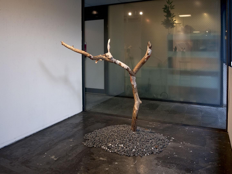 「東影智裕展」ギャラリー島田 2014年(兵庫県 神戸市)